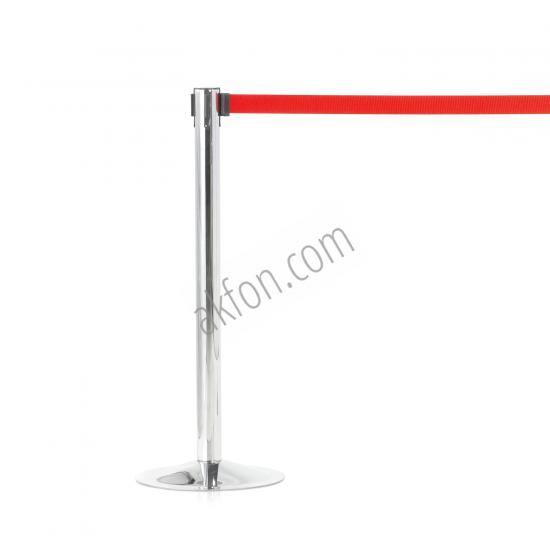3 Metre Kırmızı Şerit Bariyer
