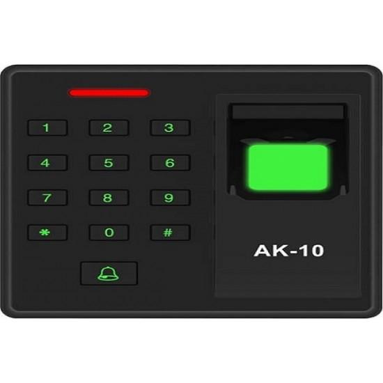 AK-10 Parmak İzi Okuyucu