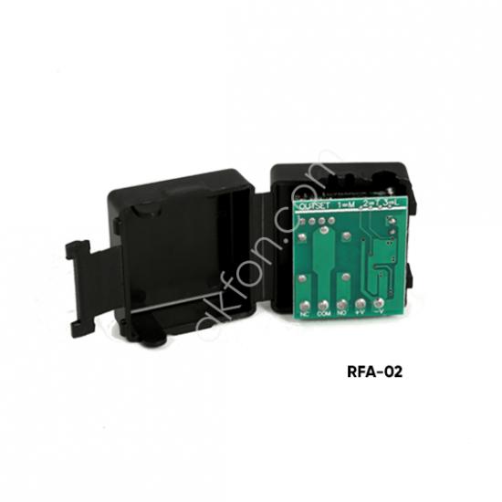 RFA-01 Rf Alıcı Kumanda Sistemi