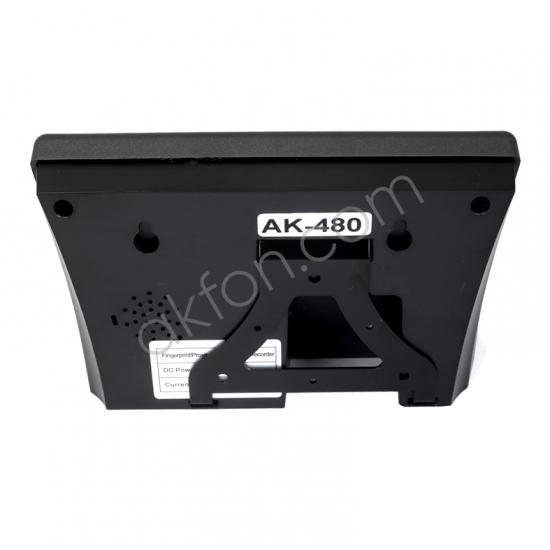 AK-480 Parmak İzi ve Yüz Tanıma Cihazı