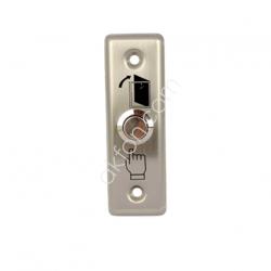 Paslanmaz Çelik Kapı Açma Butonu B-02