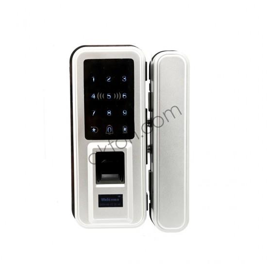 Elektronik Cam Kapı Kilidi PCK01