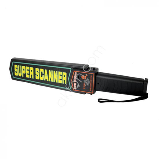 Süper Scanner El Dedektörü