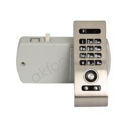 Soyunma Dolabı Şifreli Kilit Sistemi DK-02
